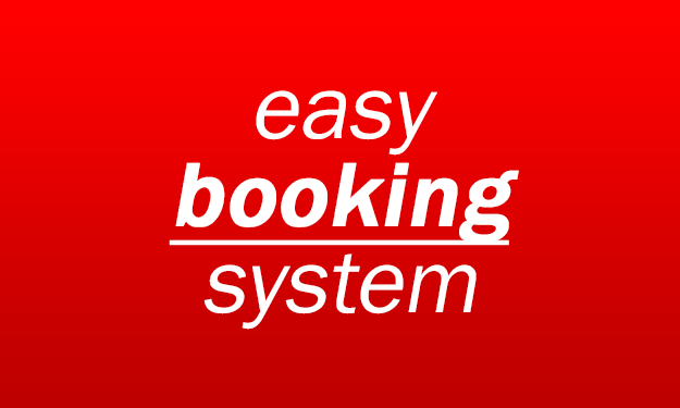 easy booking system