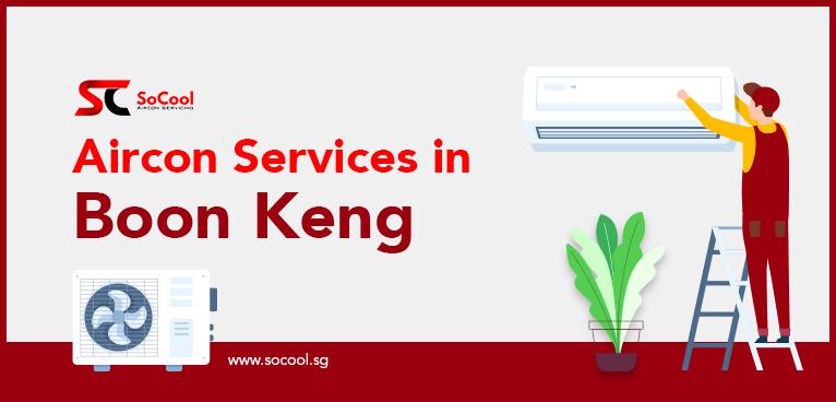 Aircon Services Boon Keng