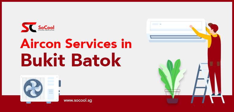 Aircon Services Bukit Batok