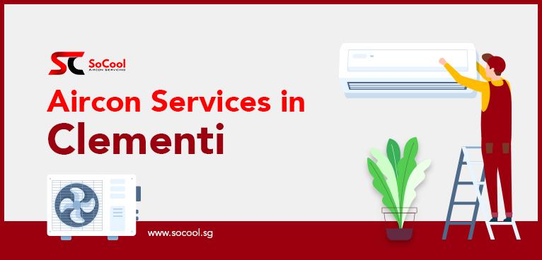 Aircon Services Clementi
