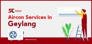 Aircon Services Geylang