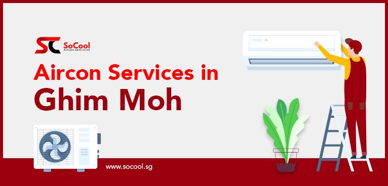 Aircon Services Ghim Moh