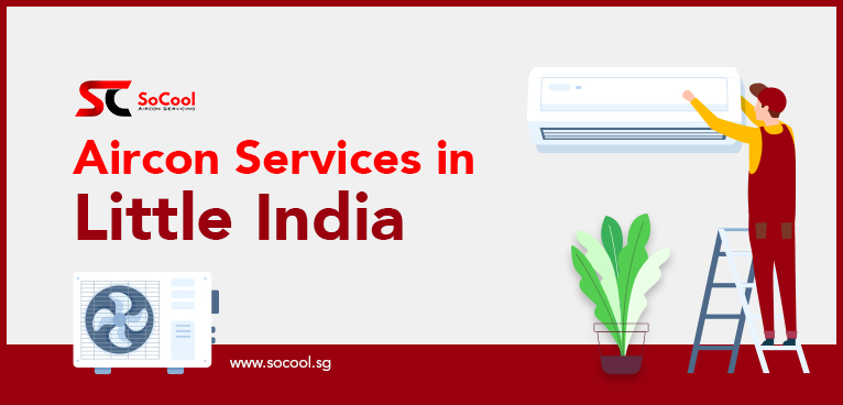 Aircon Services Little India