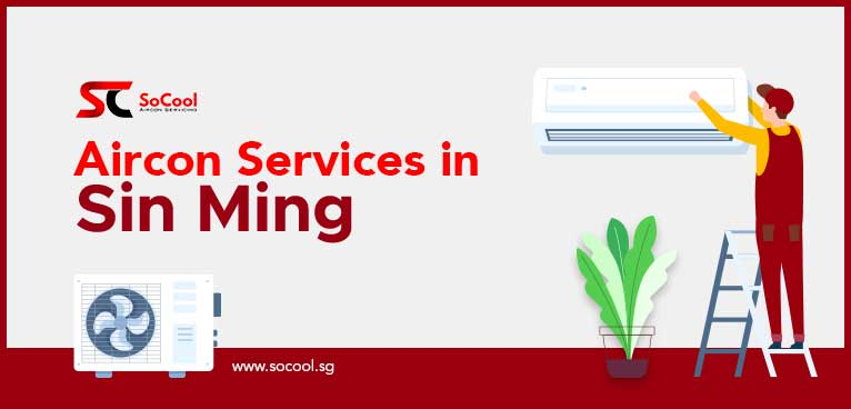 Aircone Services in Sin Ming